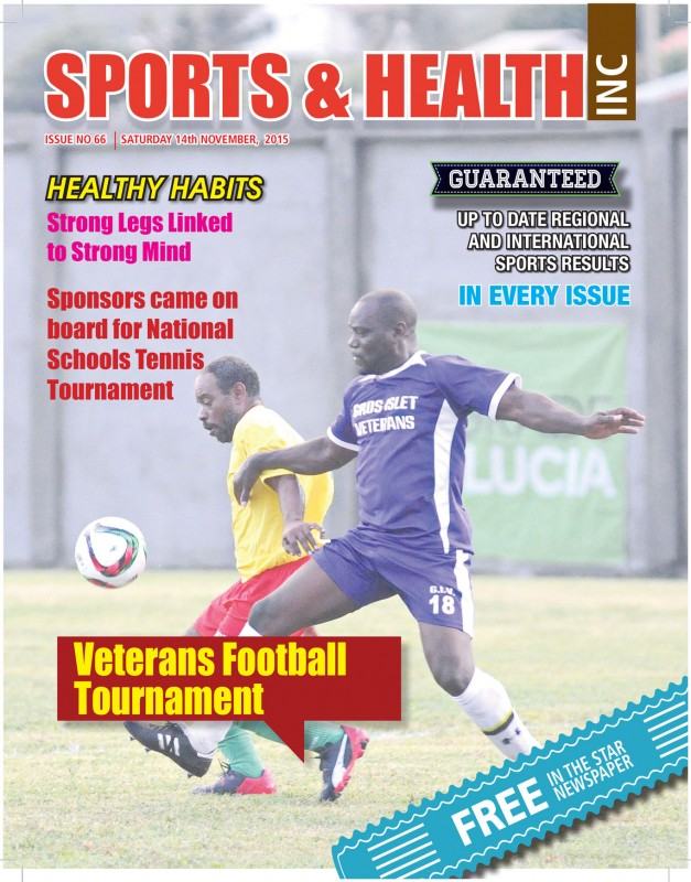 Sports & Health Magazine Inc. Issue 66 -  November 14th, 2015