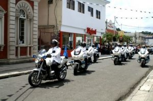 St. Lucian police.