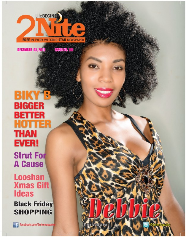 2Nite Magazine Issue no. 161 - Saturday December 5th, 2015