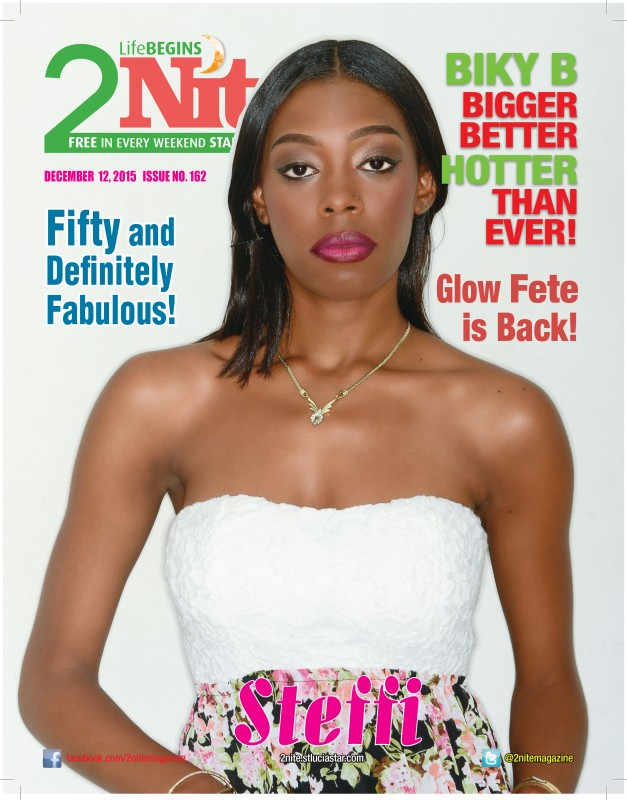 2Nite Magazine Inc. Issue no. 162 - Saturday December 12th, 2015.