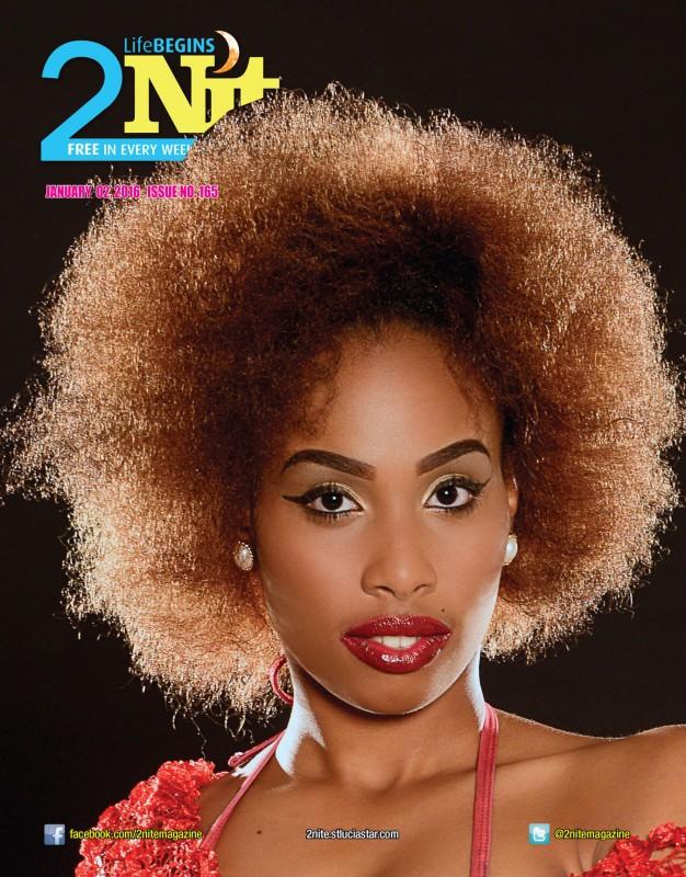 2Nite Magazine Saturday January 2nd, 2016 - Issue 165