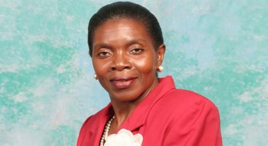 Parliamentary representative for Gros Islet Emma Hyppolyte.