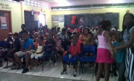Gros Islet Community Hosts Christmas Party