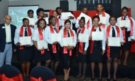 Sandals certifies another 22 as trained hospitality professionals