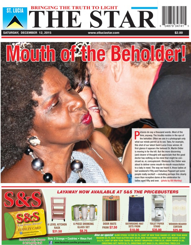 The STAR Newspaper Saturday December 12th, 2015 - Photo of the Week