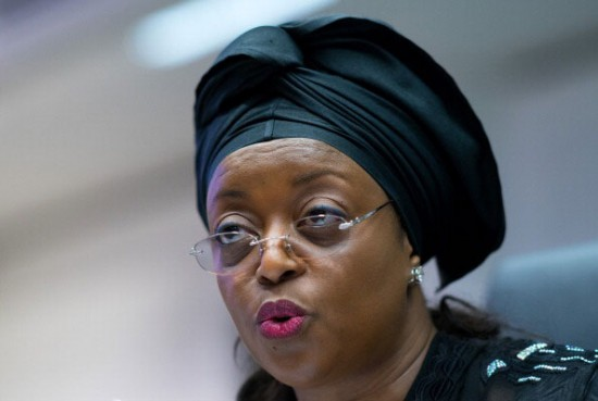 Diezani Alison-Madueke: Nigeria's ex-minister of petroleum resources.
