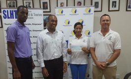 SLHTA's gift to St Lucia -  Its commitment to the human and economic development  of its people