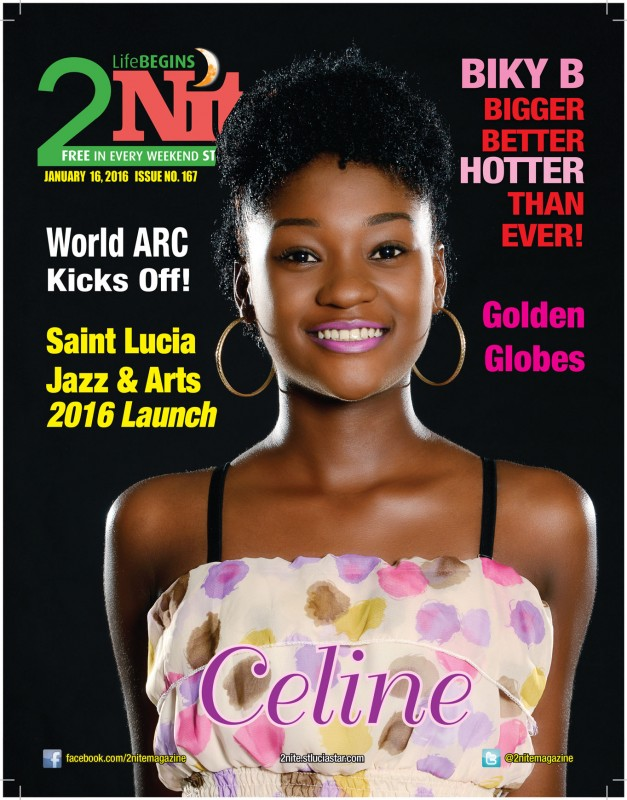 2Nite Magazine Saturday January 16th, 2016 - Issue no. 167