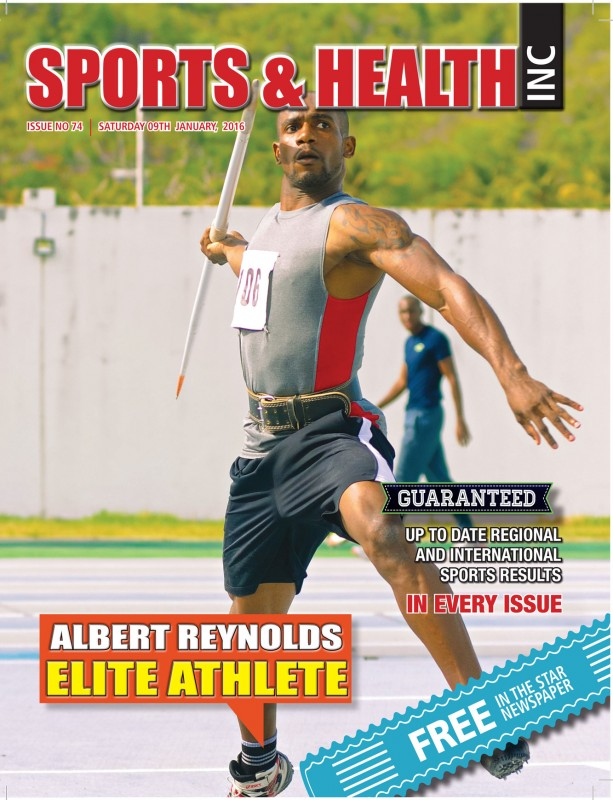 Sports & Health Magazine Inc. Issue no. 74 - Saturday January 9th, 2016