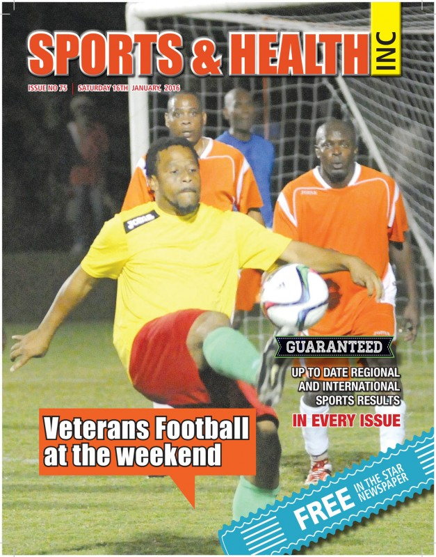 Sports & Health Magazine Inc. Saturday January 16th, 2016 - Issue no. 75