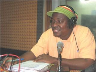 Sports Journalist Brian Mc Donald