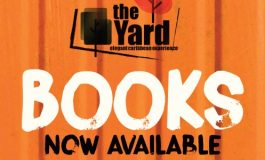The Yard Books Banner