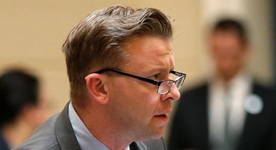 Utah Sen. Todd Weiler.