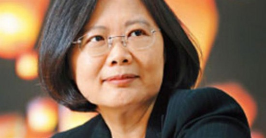 The President-Elect of the Republic of China (Taiwan), Her Excellency Tsai Ing-wen.