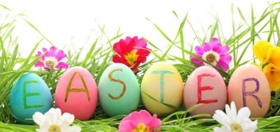 Aqua Mele for Easter Weekend