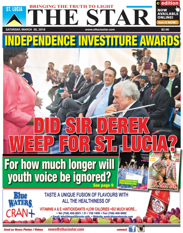 The STAR Newspaper Saturday March 4th, 2016