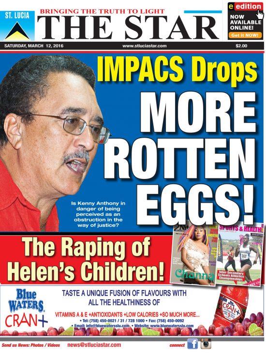 The STAR Newspaper Saturday March 12th 2016
