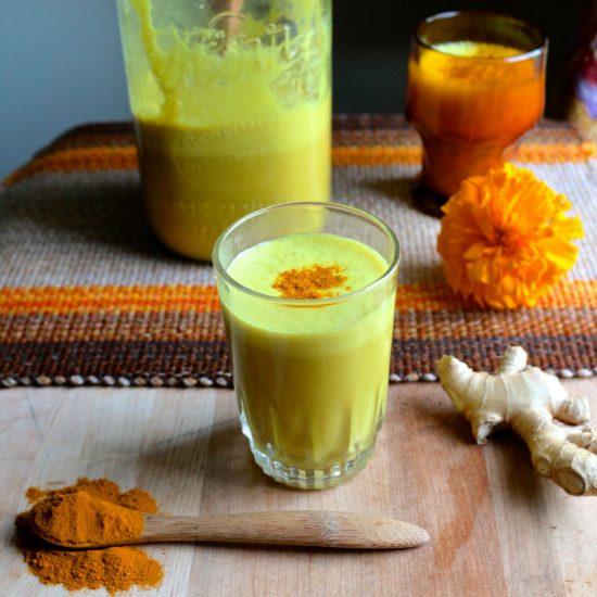 Turmeric Powder ~ The Golden Milk