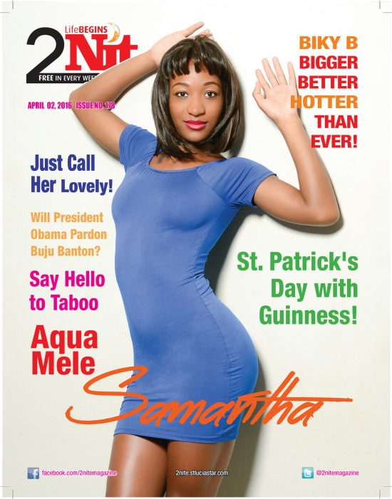 2Nite Magazine Saturday April 2nd, 2016 ~ Issue no. 178