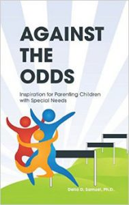 "One of highlights for autism awareness month will be the official book launch of ""Against the Odd"" by Delia Samuel PhD."