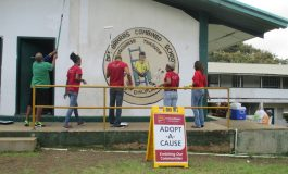 Des Barras Primary School Refurbished As Part Of CIBC First Caribbean Adopt-A-Cause Activity