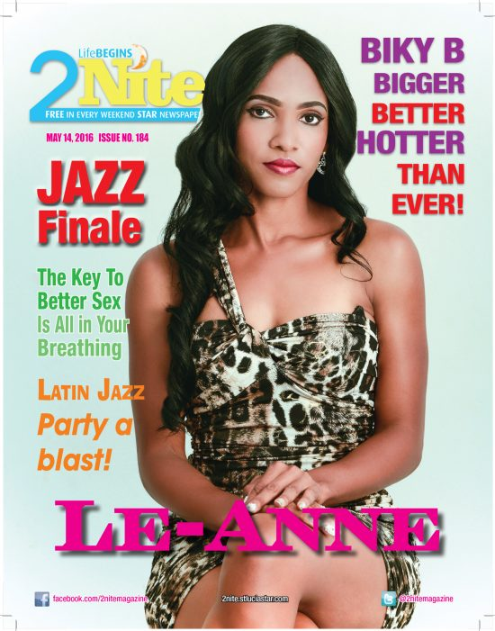 2Nite Magazine for Saturday May 14th, 2016 ~ Issue no. 184
