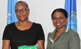 PAHO Donates Bed Nets to Ministry of Health