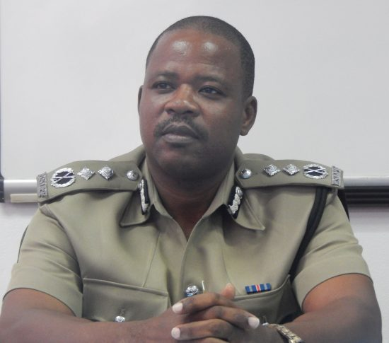 Does the new top cop, Severin Monchery, have the full backing and cooperation of the government to get tough on crime?
