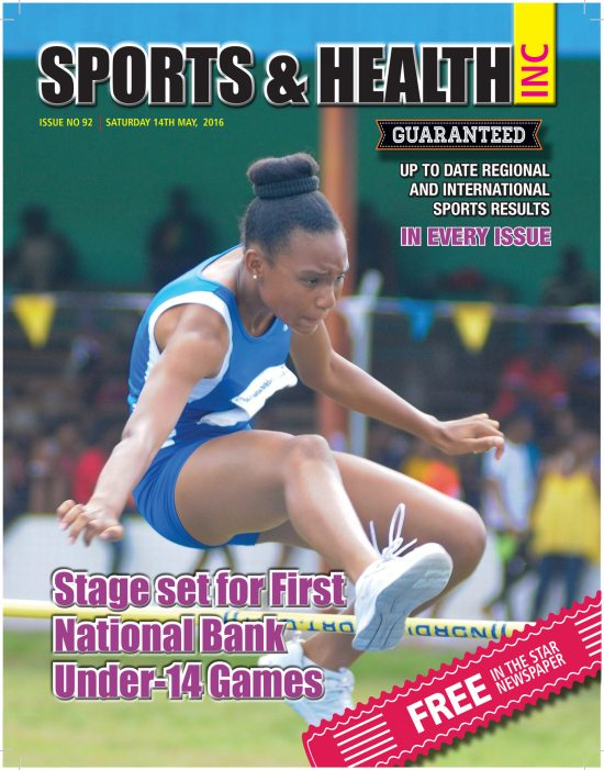 Sports & Health Magazine for Saturday May 14th, 2016 ~ Issue no. 92