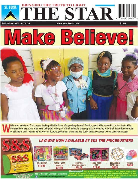 The STAR Newspaper for Saturday May 21st 2016 ~ Photo of the Week