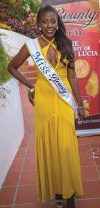 Miss Bounty 2016 Sheris Paul.