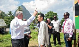 Chastanet Returns to Soufriere!