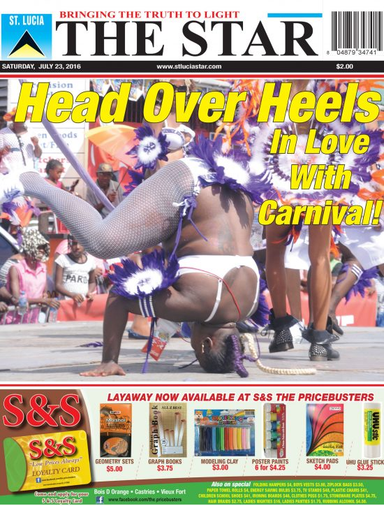 The STAR Newspaper for Saturday July 23rd, 2016 - Photo of Week