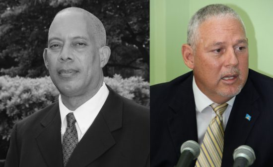 Regardless of the figures mentioned by Prime Minister Allen Chastanet (left) and former justice minister Philip La Corbiniere, deportees from the United States have proved costly in several ways to the people of Saint Lucia.