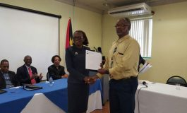 Antigua and Barbuda Permanent Secretary praises ECLAC training of public finance managers