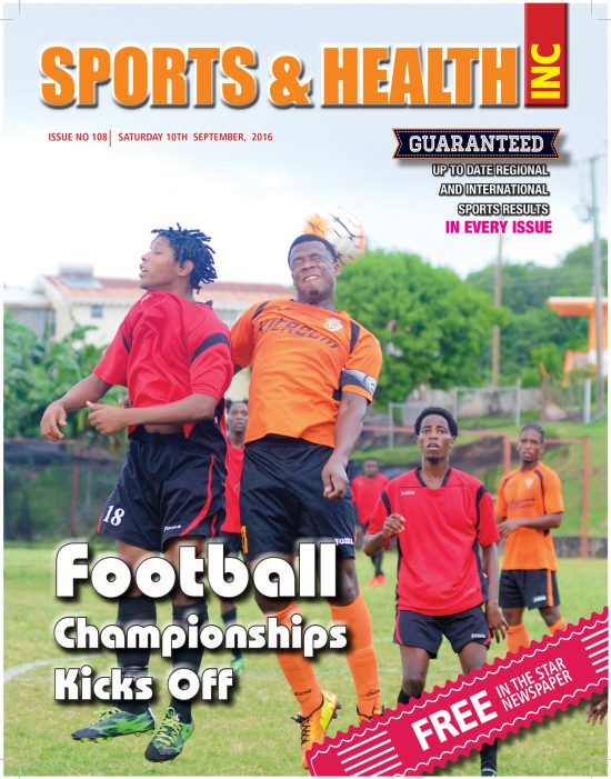 Sports of Health Magazine Inc. for Saturday September 2016 ~ Issue no. 109