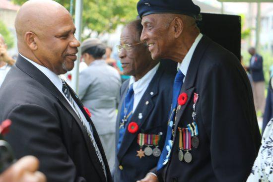 acting-prime-minister-ezechiel-joseph-greeting-the-veterans
