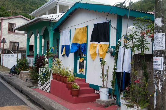 Saint-Lucia-Independence