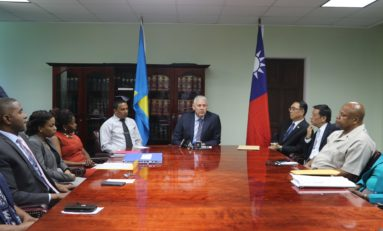 Taiwan Makes Contribution to Second Phase of Constituency Development Programme