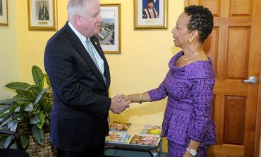 CIBC FirstCaribbean Maintains Partnership with UWI
