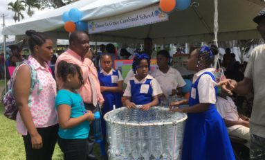 National Schools Science  and Technology Fair 2017
