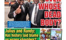 The STAR Newspaper For Saturday April 1st