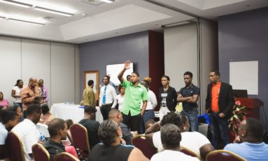 National Youth Council Takeover