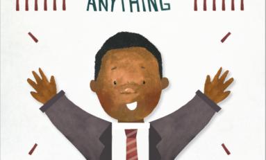 Riley Can Be Anything – by Davina Hamilton