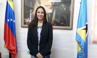Venezuelan Ambassador: 'We Are A Strong People!'