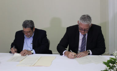 Saint Lucia signs Maritime Boundary Delimitation Agreements with Barbados and SVG