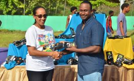 Sandals Game Changer Programme forges new Partnership to benefit Youth