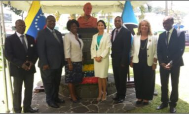 Embassy of the Bolivarian Republic of Venezuela Commemorates 206th Anniversary of Independence