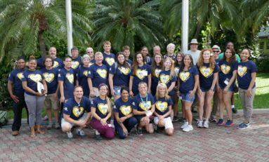 1000 Smiles & Sandals Foundation Partner to Help Saint Lucians