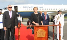 Michelle Bachelet: Is the Chile Prez Split in the Middle on US/Venezuela Relations?